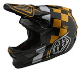 BMX World Troy Lee Designs D3 Fiberlite Raceshop Gold 2020