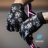 FIST Breezer -Chrome Fan - Hot Weather Glove BMX World