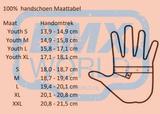 100% Brisker II handschoen Zwart_