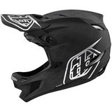 Troy Lee Designs D4 Carbon Stealth Black_