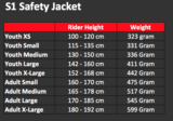 S1 Protection Jacket Adult_