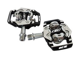 ICE I-3 clipless pedals