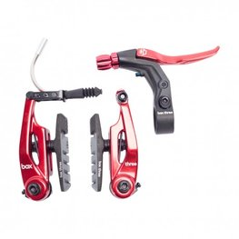 Box Three Brake Kit Red