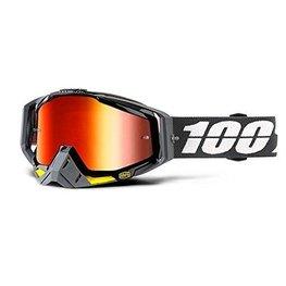 100% Racecraft Fortis Mirror Red Crossbril