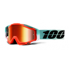 100% Racecraft Cubica Mirror Red Crossbril