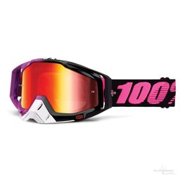 100% Racecraft Haribo Mirror Red Crossbril