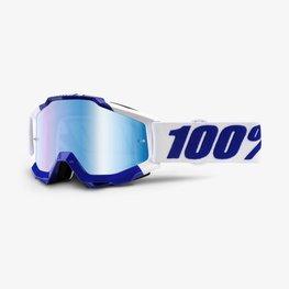 100% Accuri Calgary mirror Blue Crossbril