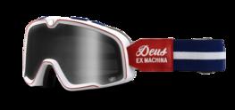 100% Barstow Classic Deus Smoke lens Crossbril