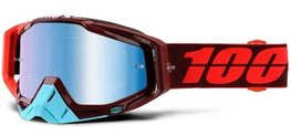 100% Racecraft Kikass Mirror Blue Crossbril