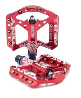 ICE Tiny Racing Pedals Red
