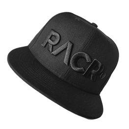 RACR. Cap Zwart