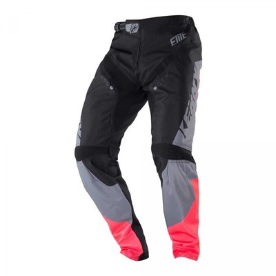 Kenny BMX Elite Pants Black Coral