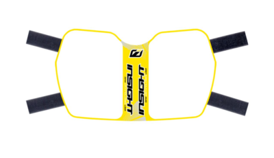 Insight Side plate Yellow