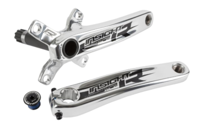 Insight Cranks Zilver