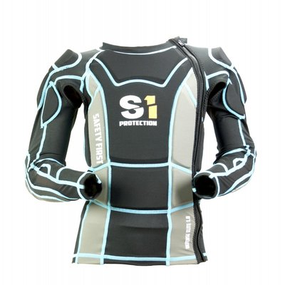 S1 Defense Elite 1.0 High Impact Jacket Youth