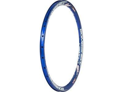 """Bomshell SL Front Rim 20"""" 1 1/8"""" Blue"""