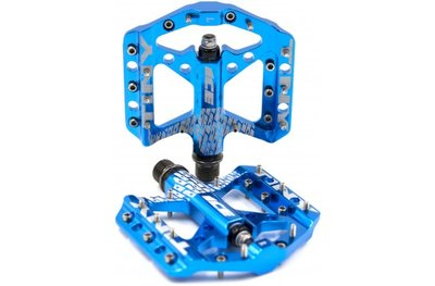 ICE Tiny Racing Pedals Blue