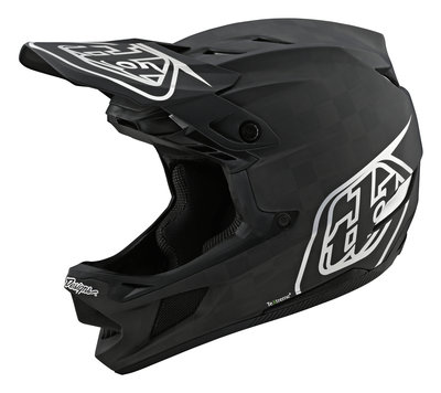 Troy Lee Designs D4 Carbon TeXtreme® Stealth 2020