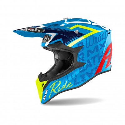 Airoh Wraap Street Azure helm