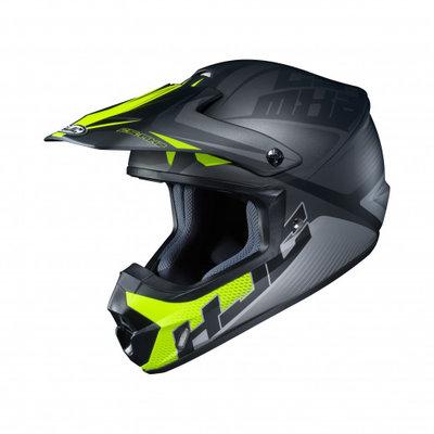 HJC CS-MX II Ellusion Grey Helm