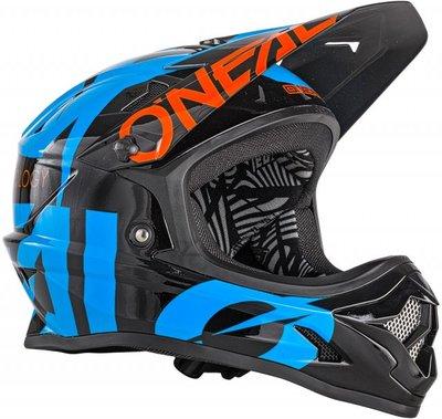 O'Neal Backflip RL II Slick Blue Helm