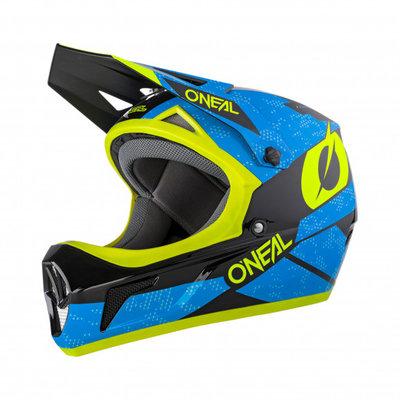 O'Neal Sonus Deft Blue Helm