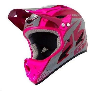Kenny BMX downhill Helm Pink 2019