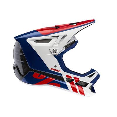 100% Aircraft Carbon Helmet Ripper Navy - Pre Order