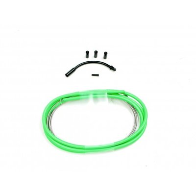 SD slick brake cable kit 1,2m Green