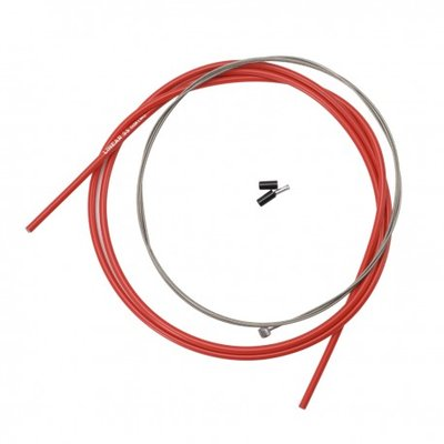 Box Two Linear Brake Cable Red 1.2 m