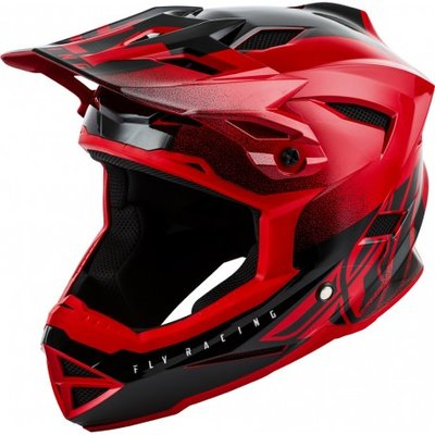 FLY Default helm Red/Black