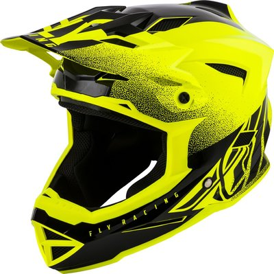 FLY Default helm Hi-Vis Yellow/Black