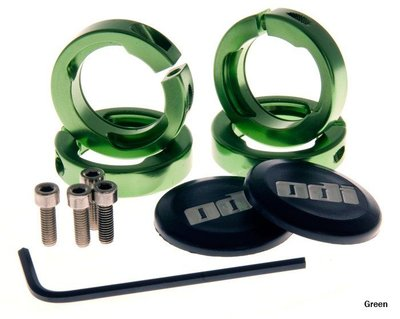 Odi Lock Jaw Clamps Green