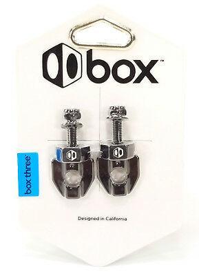 Box Three Chain tensioner 10mm x 1 axle hole black