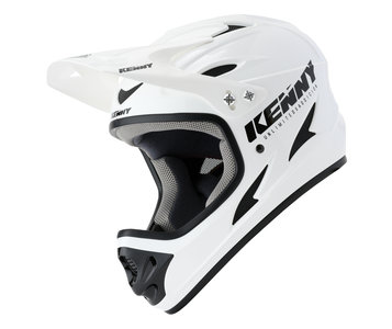 Kenny BMX downhill Helm Solid White 2020
