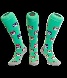 Hingly Socks Owl green