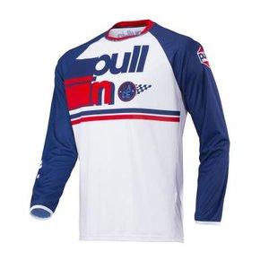 Pull-in BMX Shirt Navy White
