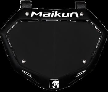 Maikun Front plate Black