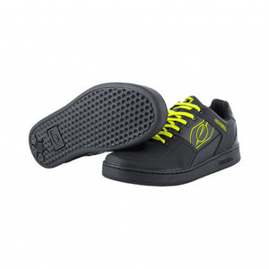 O'Neal Pinned Flat Pedal Schoenen Yellow BMX World