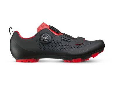 Fizik shoe X5 Terra Black/Red  BMX World