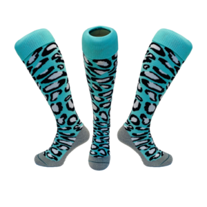 Hingly Socks Panther Mint BMX World