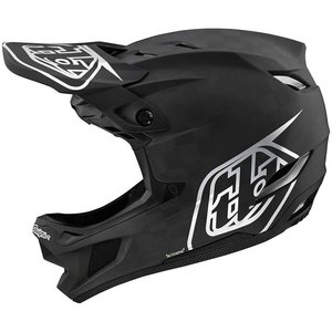Troy Lee Designs D4 Carbon Stealth Black
