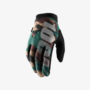 100% Brisker handschoen Camo